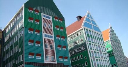Energienet van (rest)warmte en elektriciteit in Zaanstad