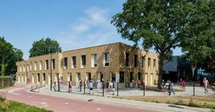 Energieneutraal kindcentrum in Doetinchem