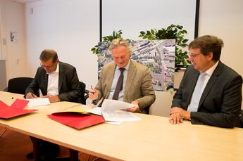 Energieneutraal landgoedstation Driebergen-Zeist