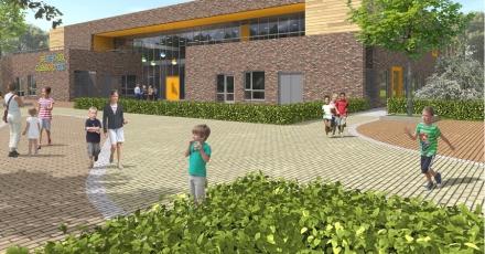 Energieneutrale brede school 40 jaar lang 30 % goedkoper