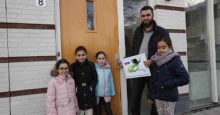 Energieneutrale huurwoningen voor grote gezinnen