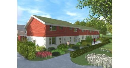 Energieneutrale sociale huurwoningen volgens 'Brabantwoning-concept'