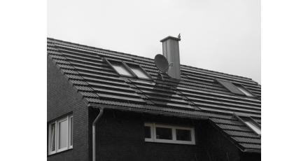 'Energieopwekking met behoud van esthetica op het dak'