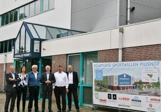 Energieprestatiecontract van 15 jaar voor Limburgse sporthal