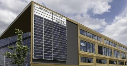 Energiesponsoring met draaibare panelen