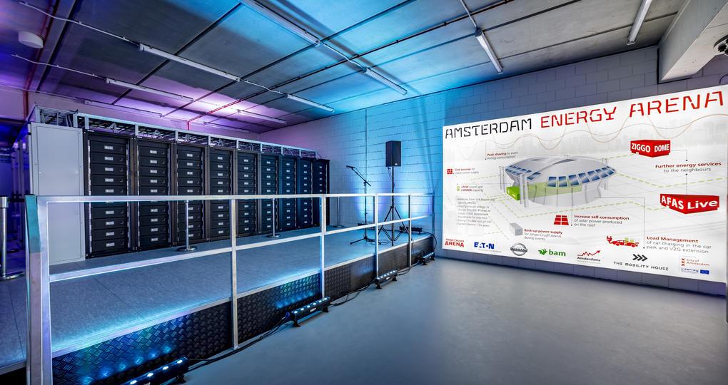 Energietransitie vraagt om opslag en optimale verbruikafstemming