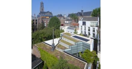 Energieverbruik Van Schijndelhuis in Utrecht aangepakt als pilotproject