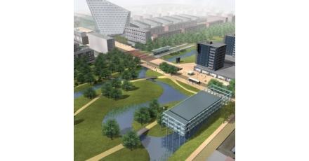 Erasmusveld-Leywegzone duurzaamste wijk van Nederland
