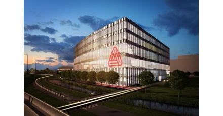 Europees hoofdkantoor Avery Dennison bereikt hoogste punt