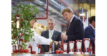 Europese Innovatie Centrum koninklijk geopend