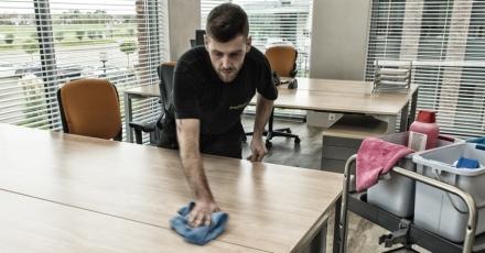 Facilitaire dienstverlener genomineerd om sociaalmaatschappelijke impact