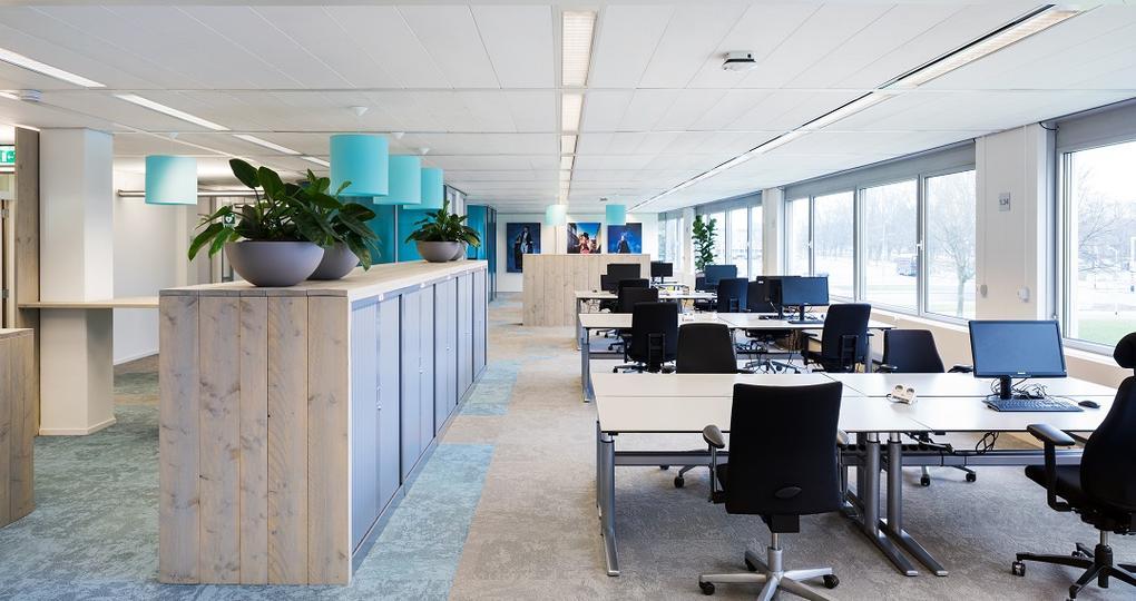 Fijn en gezond werken in kantoor sociaal domein Breda