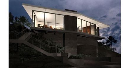 Filmpje: Pasadena Eco Huis door Studio RMA