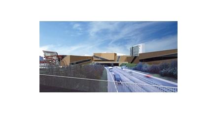 Filmpje: Westside Shopping van Daniel Libeskind
