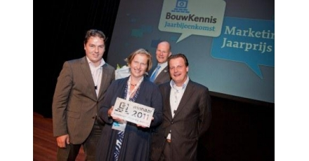 Finalisten BouwKennis Marketing Jaarprijs 2012 bekend