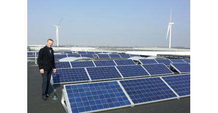 Financieringsfaciliteit voor zonne-energie