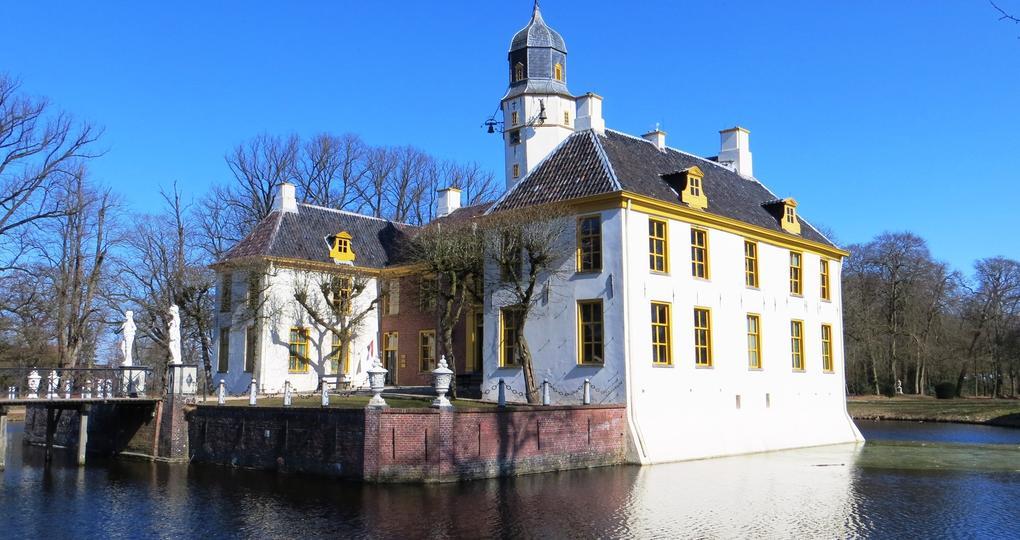 Fraeyelemaborg in Slochteren straks weer klaar voor de toekomst