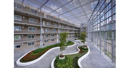 Futura: duurzaamste woongebouw