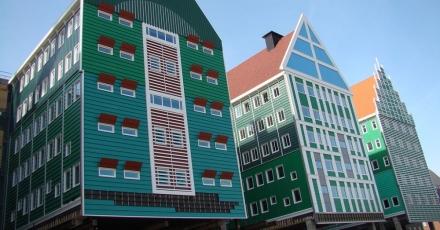 Gasvrije woningen door warmtenetwerk Zaanstad
