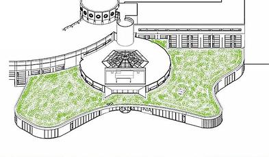 Gemeente Landgraaf kiest voor daktuin bij uitbreiding