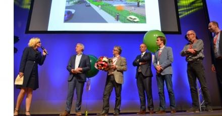 Gemeente Amersfoort wint Gouden Kikker Award 2014