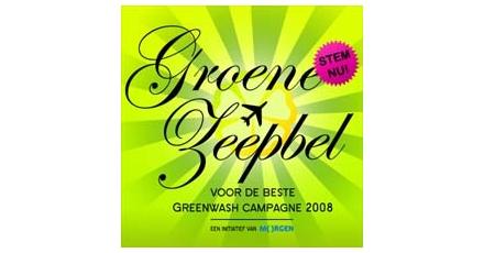 Genomineerden voor de Groene Zeepbel bekend