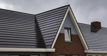 Geïntegreerde PV-modules op daken