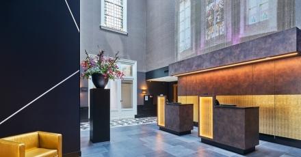 Gerenoveerd Hotel Nassau Breda: modern met aandacht voor verleden