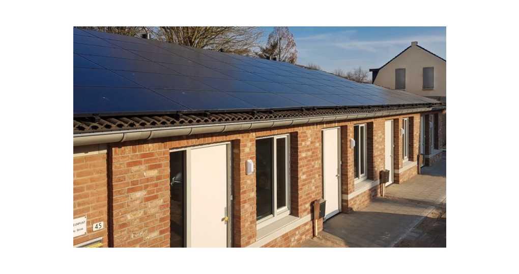 Gerenoveerde huurwoningen in Oss met elk een ander soort energie-installatie