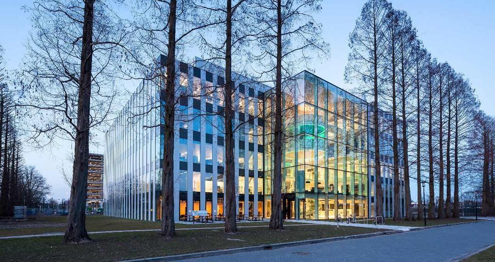 Gezond binnenklimaat en lage energierekening voor biotechbedrijf