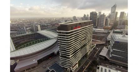 'Gezondste kantoor ter wereld onthuld in Melbourne'