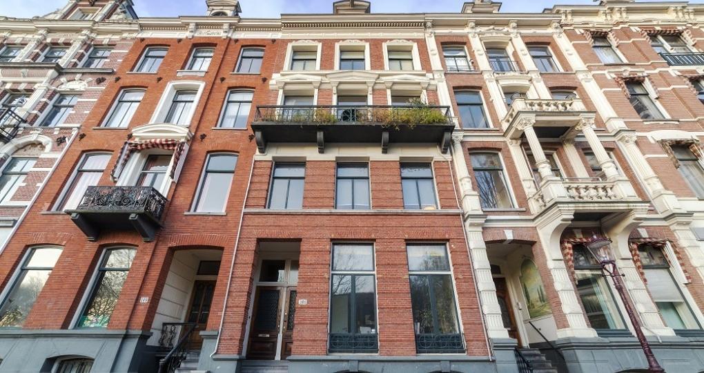 Grachtenpanden in Amsterdam worden helemaal aardgasvrij