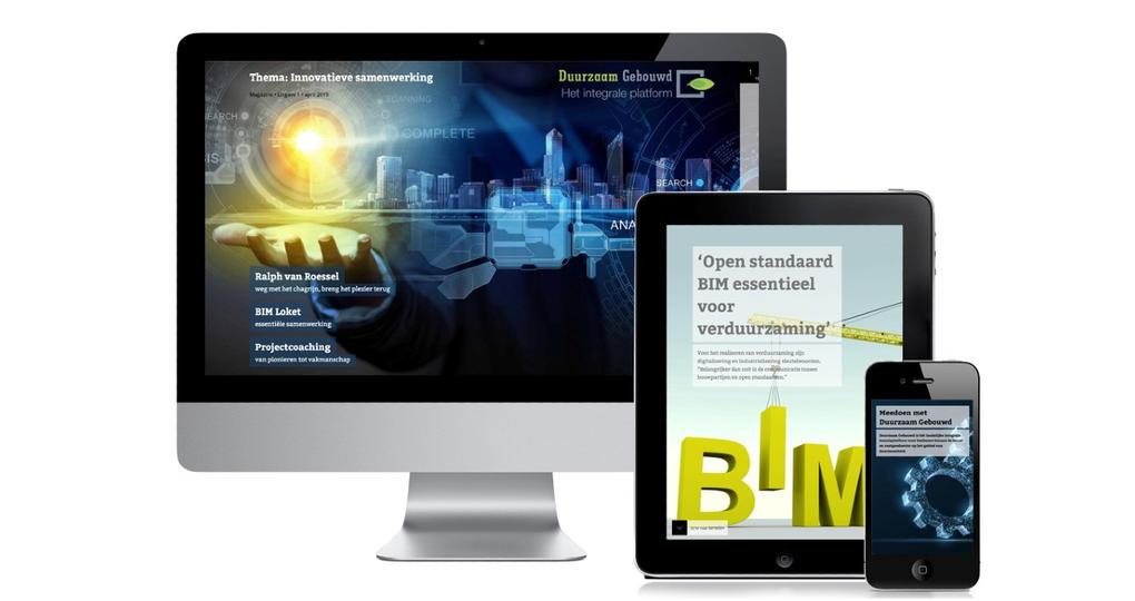 Gratis magazine over Innovatieve samenwerking