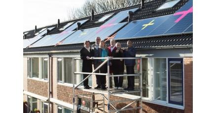 Gratis zonnepanelen in Hoofddorp