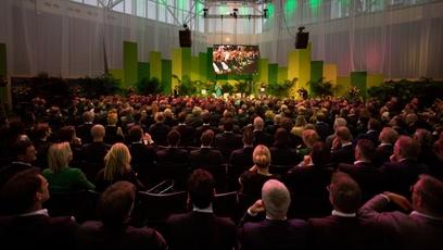 Green Tie Gala 2017: 'Meer podium voor Young Professionals'