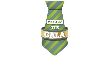 Green Tie Gala tijdens Building Holland