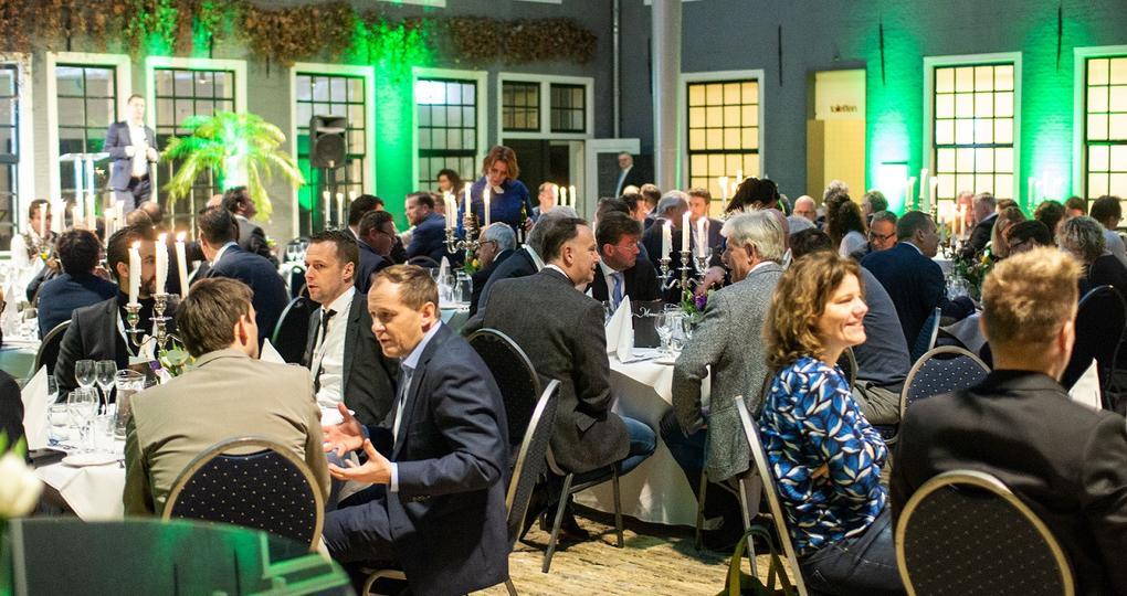 Groene Pen 2018 uitgereikt tijdens Duurzaam Gebouwd Congresdiner