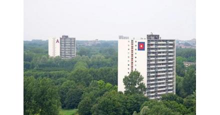 Grondige gevelverbetering flatgebouwen Den Haag Zuidwest