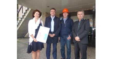 Grondige renovatie gemeentehuis leidt tot labelsprong
