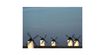 Groot windmolenpark in Zeewolde