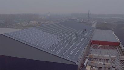Grootste zonnepanelenproject in Utrecht