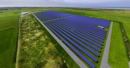 Grootste zonnepark van Nederland komt eraan
