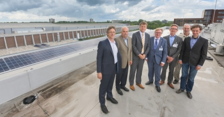 Belangstelling voor collectief zonne-energiesysteem Wageningen