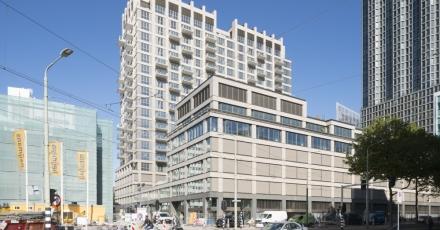Grote kantoortransformatie in hartje Den Haag