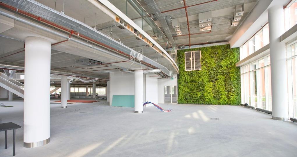 Helft kantoorgebouwen heeft nog geen duurzaamheidslabel