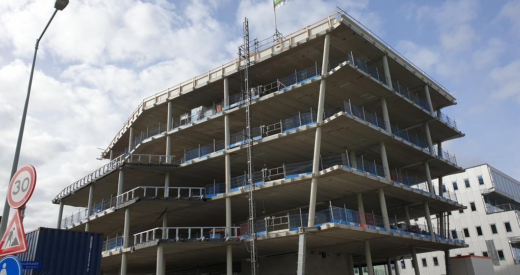 'Het WELL-certificaat maakt kantoorgebouw Flow aantoonbaar gezond'