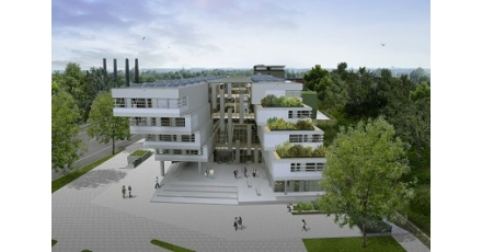 Het duurzaamste onderwijsgebouw