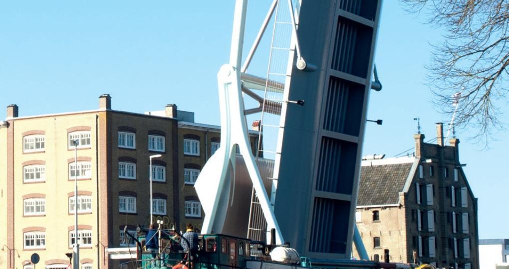 Hoge circulaire ambities voor nieuw brugbedieningscentrum in Leeuwarden