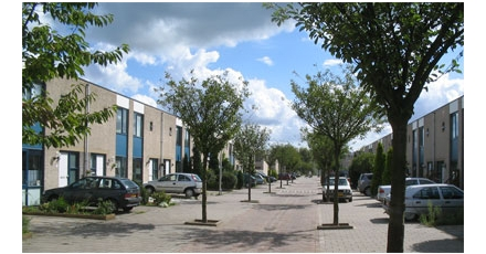 Hogeschool Utrecht maakt verduurzaming bestaande woonwijken concreet