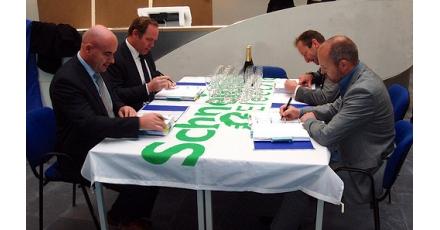 Hoofdkantoor Schneider Electric Nederland opgeleverd
